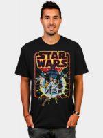 Retro Star Wars Comic T-Shirt