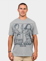 Rogue One Heroes T-Shirt
