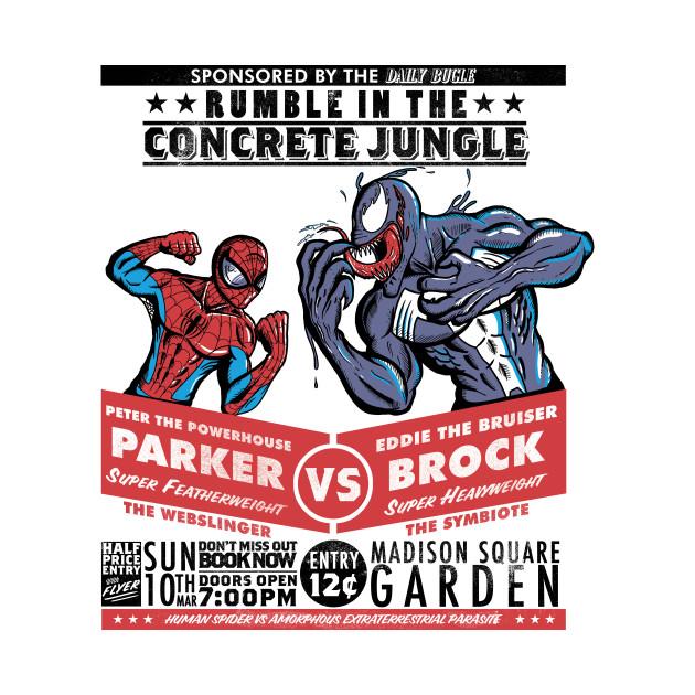 Rumble In The Concrete Jungle
