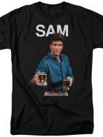 Sam Cheers T-Shirt
