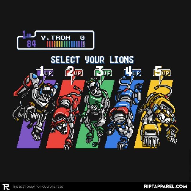 Select Your Lions!