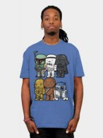 Star Wars Cartoons T-Shirt