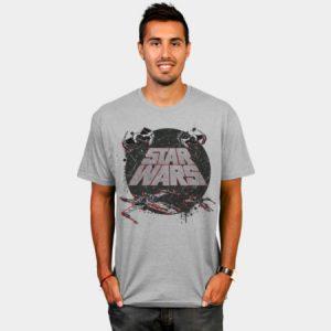 Star Wars Ship Splatter