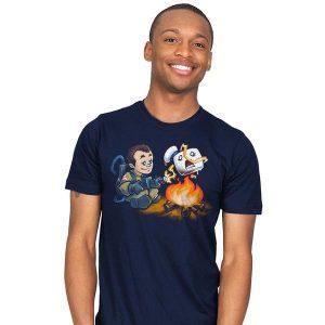 Stay-Burnt, Marshmallow Man T-Shirt