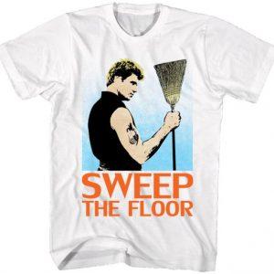 Sweep The Floor Karate Kid