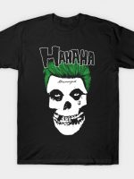 THE MISFITS JOKER T-Shirt