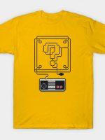 Tangled Block T-Shirt