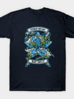 Teenage Mutant Blue Shells T-Shirt