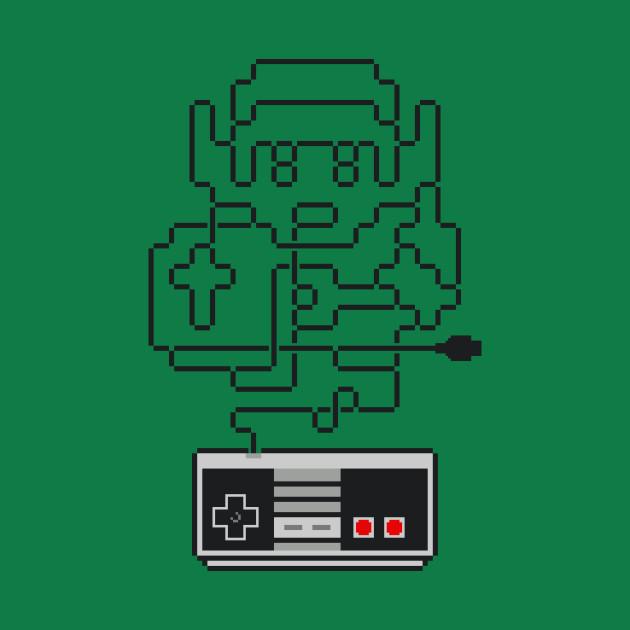 The Tangled Of Zelda