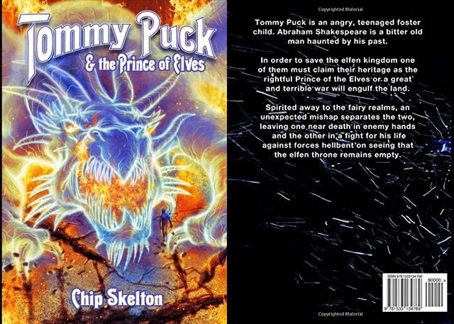 Tommy Puck & the Prince of Elves