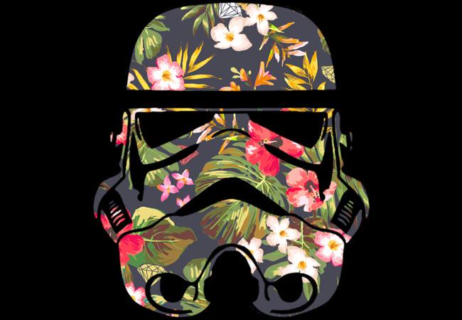 Tropical Stormtrooper