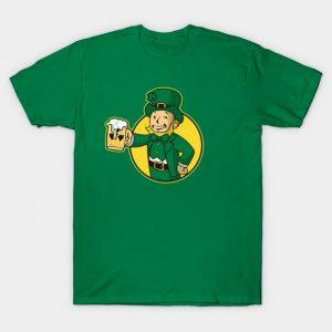 Vault Leprechaun T-Shirt