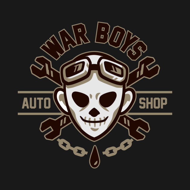 War Boys Auto Shop