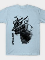 Waterbrushed Robot Villain! T-Shirt