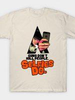 A Clockwork Selfie T-Shirt
