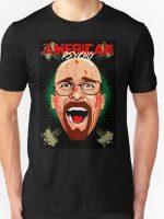 American Psycho Heisenberg Edition T-Shirt