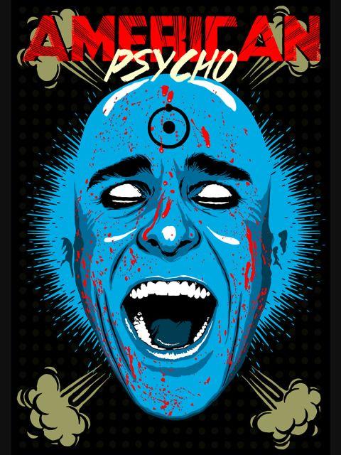 American Psycho Manhattan Edition
