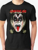 American Psycho Rock'n'Roll All Night Edition T-Shirt