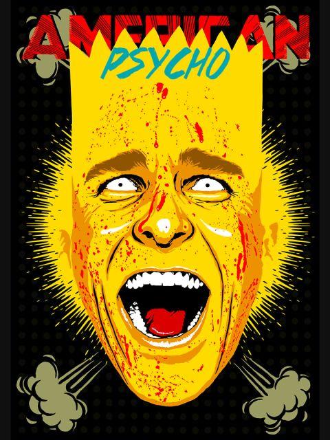 American Psycho Springfield Edition