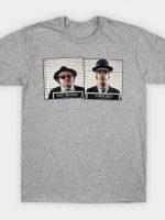 Blues Brothers Mugshots T-Shirt