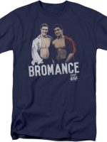 Bromance Saved By The Bell T-Shirt