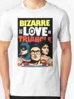 Butcher Billy's Bizarre Love Triangle The Post-Punk Edition T-Shirt