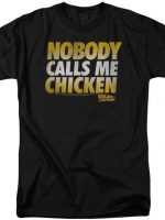 Chicken Back To The Future T-Shirt