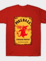 Cinnabar Whiskey T-Shirt