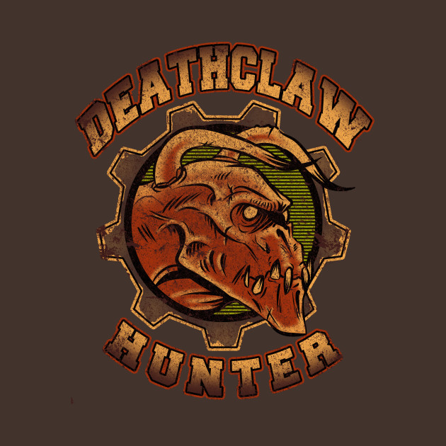 Deathclaw Hunter