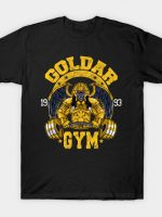 Goldar Gym T-Shirt
