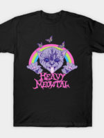 Heavy Meowtal T-Shirt