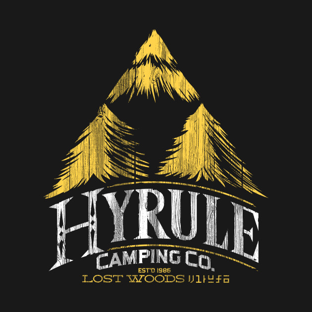 Hyrule Camping Company