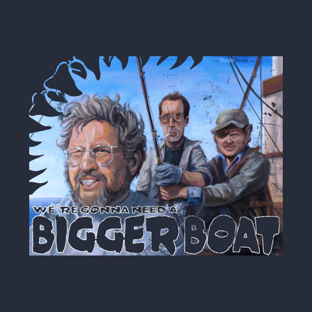 Jaws: We're Gonna Need A Bigger Shirt