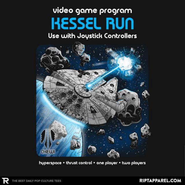 Kessel Run Video Game