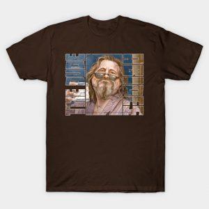 Lebowski: The Dude Abides T-Shirt
