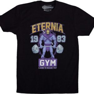 MOTU Eternia Gym Skeletor
