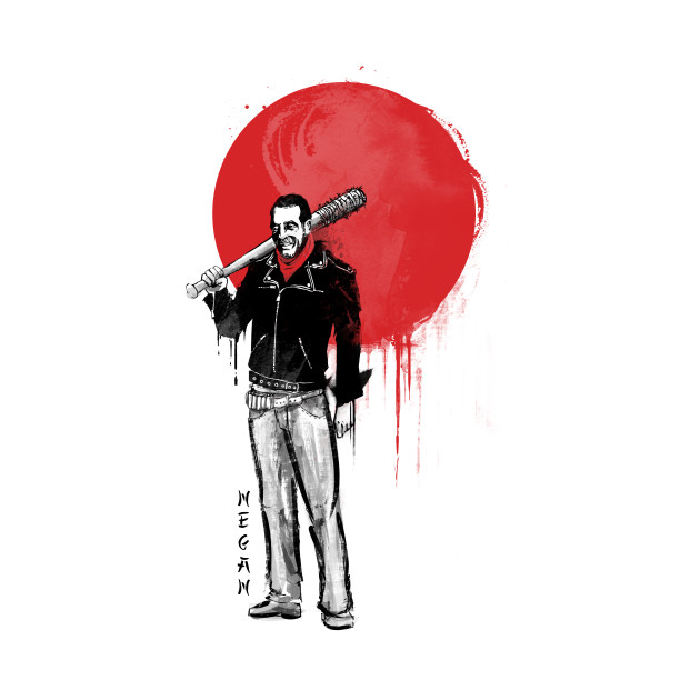 Negan of the Rising Sun