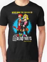 Nevermind the Blocks T-Shirt
