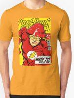 Post-Punk Comics - Whip It T-Shirt