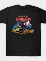 Save the Maiden T-Shirt