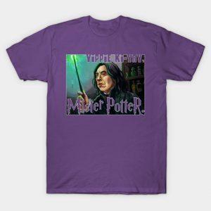 Severus Snape: Yippie Ki-Yay