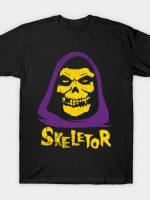 Skeletor Misfits T-Shirt