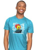 Sponge Dude Mermaid Pants T-Shirt
