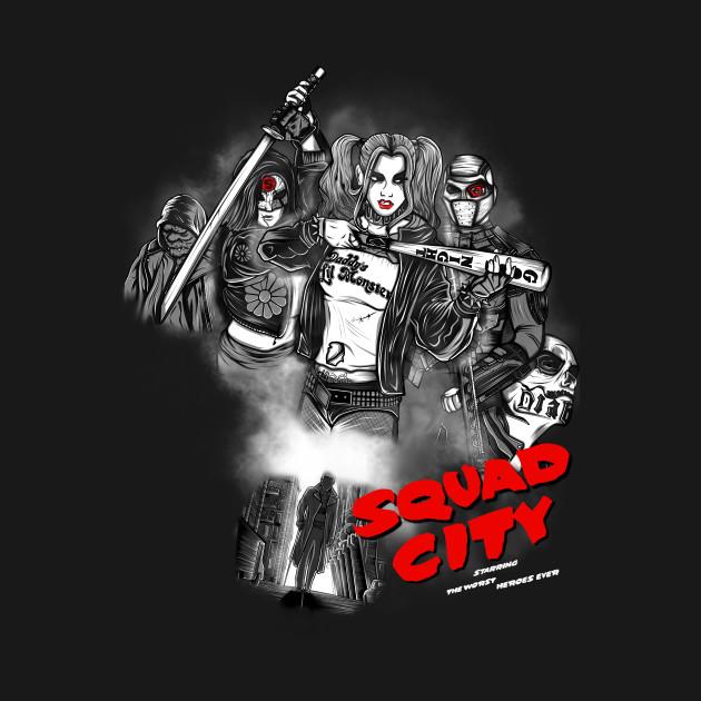 Squad City