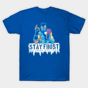 Stay Frost Subzero Ice Cream