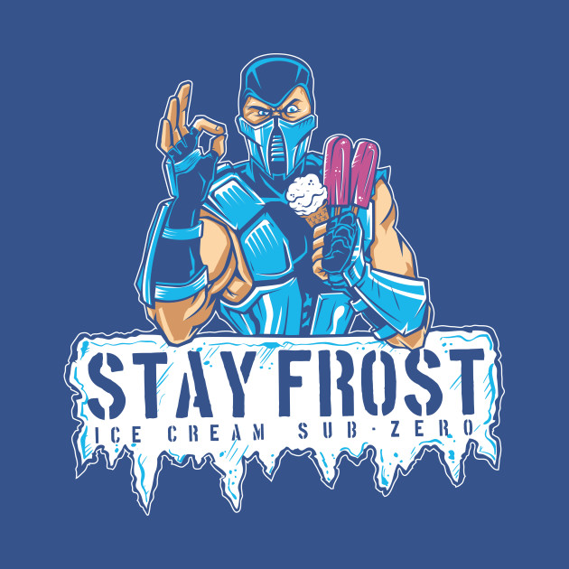 Stay Frost Subzero Ice Cream