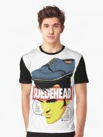 Suede Head T-Shirt