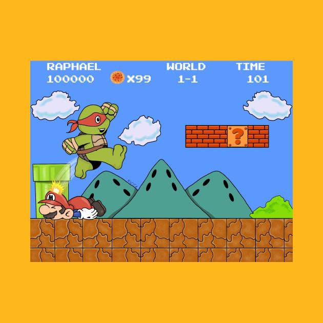 Super TMNT Turtle Bros