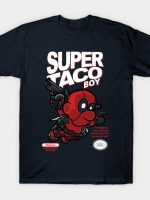 Super Taco Boy T-Shirt