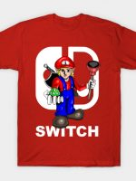 Switch Link Mario T-Shirt